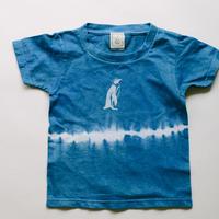 INDIGO KIDS T-shirt  / Penguin NO.3