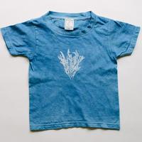 INDIGO KIDS T-shirt  / Moonlight NO.4
