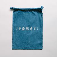NDIGO 巾着Mサイズ / MOON NO.6