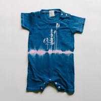 INDIGO BABY ロンパース /Moonlight PINK NO.3