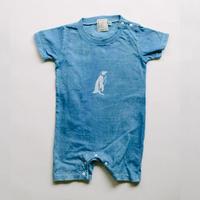 INDIGO BABY ロンパース /Penguin NO.7