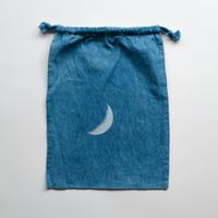 NDIGO 巾着Mサイズ / MOON