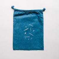 NDIGO 巾着Mサイズ / モビール NO.8