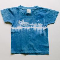 INDIGO KIDS T-shirt  / Ridge NO.5