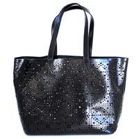 【asos】 幾何学カットアウトデザイントートバッグ