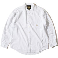 Standing Collar Shirts(White)