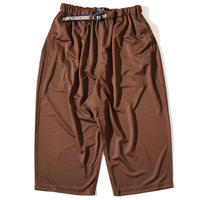 Wrong Cropped Pants(Brown)※直営店限定色