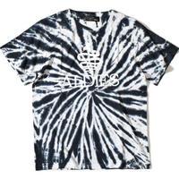 ALDIES Tie Dye T(Black)
