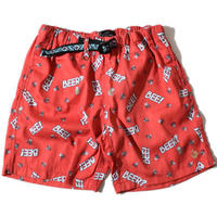 Remix Short Pants(Red)