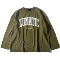 Lunatic Old Big Sweat(Olive)
