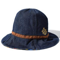 Tulip Hat(Navy)