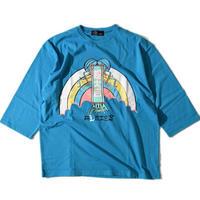 Super Daikichi Half Sleeve T(Blue)※直営店限定カラー