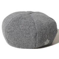 Knit Beret(Gray)