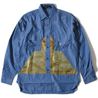 Triangle Shirt(Navy)※直営店限定商品