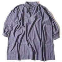 Stripe Gather OP(Purple)
