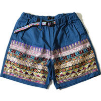 Spangle Short PT(Navy)