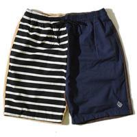 Existence Shorts(Navy)