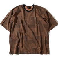 Deceive Dolman Sleeve Big T(Brown)