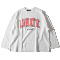 Lunatic Old Big Sweat(White)