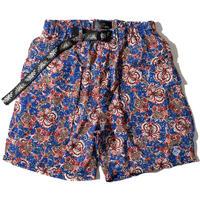 Front Poke Shorts(Blue)