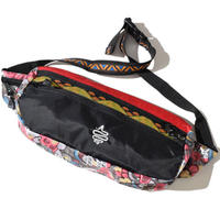 Zimon Waist Bag(Red)※直営店限定色