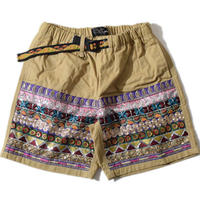 Spangle Short PT(Beige)