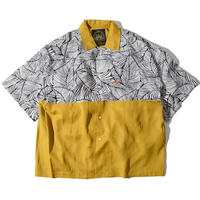 Two Tone Shirt(Yellow)