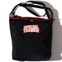 ST Bucket Shoulder(Black)