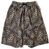 Pattern Loose Shorts(Animal)