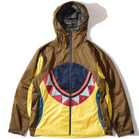 Reflector Jaggy Parka(Brown)