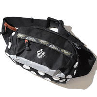 Reflection Waist Bag(Black)