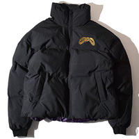 Snake Insulation Short Jacket(Black)※直営店限定アイテム