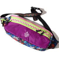 Zimon Waist Bag(Purple)