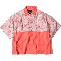 Two Tone Shirt(Orange)※直営店限定カラー
