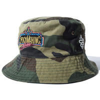 Epoch Bucket Hat(Camo)