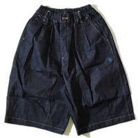 Denim Abura Shorts(Navy)