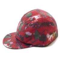 Fleece Cap(Red)