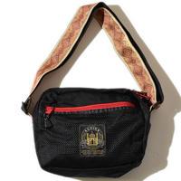 Anxious Shoulder Bag(Black)