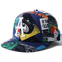 80s A Cap(Navy)