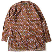 Stand Shower Shirt(Brown)