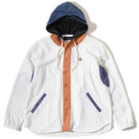 Hood Baseball Shirts(White)