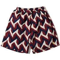 Geometry Sea Shorts(Beige)