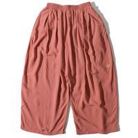 Rayon Halfway Length Pants(Pink)