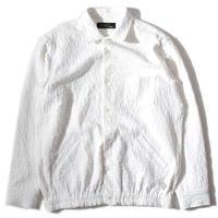Uneven Gum Shirt(White)