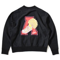 Indian Wide Sweat(Black)※直営店限定色