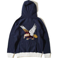 Eagle Zip Parka(Navy)