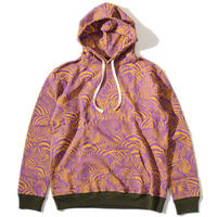 Zebra Big Parka(Orange)