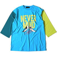 Never Half Sleeve T(Green)