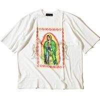 Rosary Big T(White)