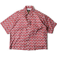 Wave Shirt(Red)